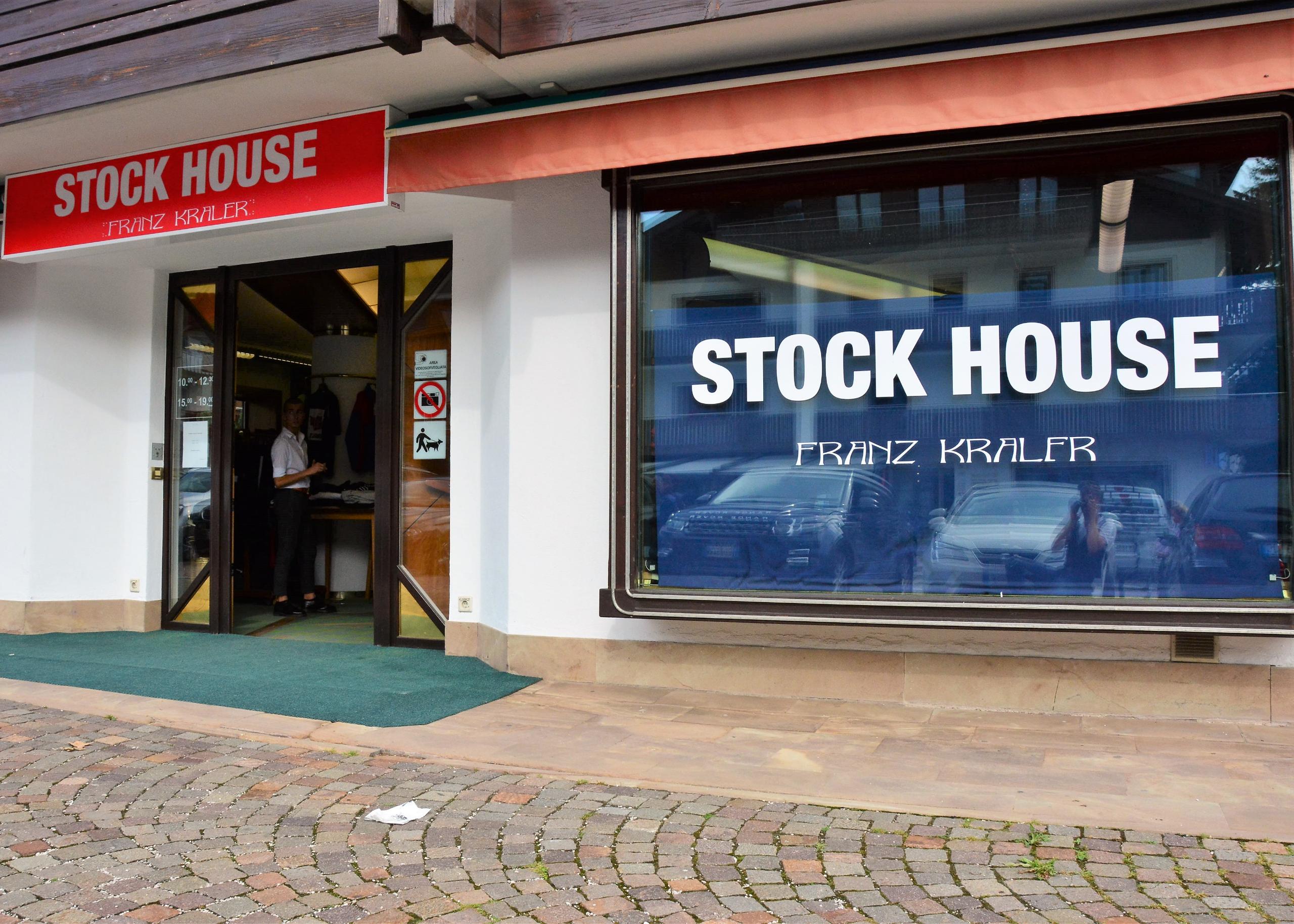 Stock House Franz Kraler